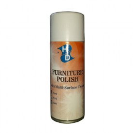 Furniture Polish - 400ml Aerosol
