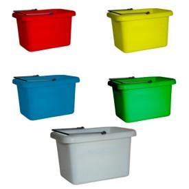 10L Plastic Buckets