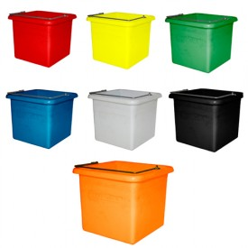 20L Plastic Buckets - Heavy Duty