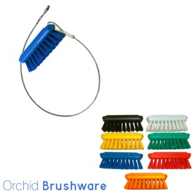 Hygiene Nail Brush With Wire